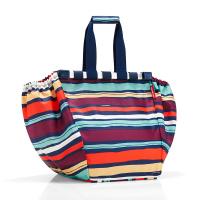 Чанта за пазаруване Reisenthel Easyshoppingbag, цветно райе