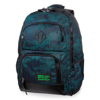 Стилна раница CoolPack Unit Army Ocean Green