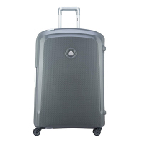 Изискан куфар с четири колела Delsey Belfort Plus 76см, тъмносин