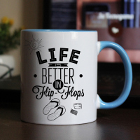 Чаша за чай или кафе керамична