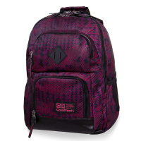 Стилна раница CoolPack Unit Army Red