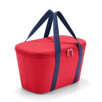 Малка хладилна чанта за пазар, пикник или за плажа Reisenthel Coolerbag XS, червена