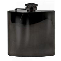 Черна бутилка за алкохол Vin Bouquet Black