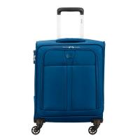 Син малък куфар Delsey Maloti 55см