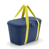 Малка практична хладилна чанта Reisenthel Coolerbag XS, тъмносиня