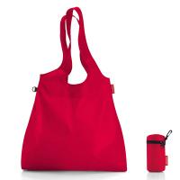 Червена чанта за пазар Reisenthel Mini maxi shopper L