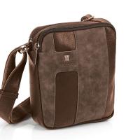 Чанта за през рамото от еко кожа с две отделения Gabol Welcome