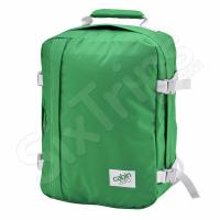 Свежа зелена пътна чанта и раница за път Wizz Air, Cabin Zero Mini 28л