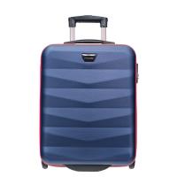 Син малък куфар за ръчен багаж на две колела Puccini Majorca
