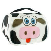 Детска бяла охлаждаща чанта Vin Bouquet Nerthus с подложка за хранене