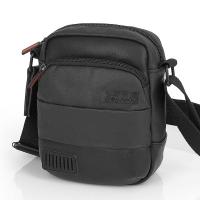 Модерна черна чанта за рамо Gabol Shot