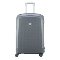 Стилен куфар в сиво Delsey Belfort Plus 70см