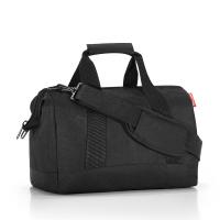 Елегантна черна пътна чанта Reisenthel allrounder M