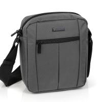 Сива чанта за през рамото Gabol Gear 21см