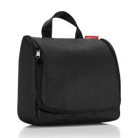 Стилна черна тоалетна чанта за принадлежности Reisenthel Toiletbag