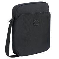"""Чанта за през рамо с две отделения подходяща за таблет Delsey Picpus 10.1""""-10.6"""""""