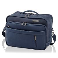 Пътна чанта в тъмносиньо за малък ръчен багаж Travelite Capri