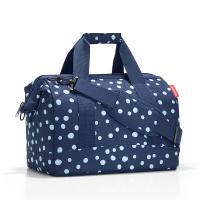 Пътна чанта със свеж дизайн Reisenthel allrounder M, цветно райе
