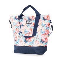 Ежедневна чанта CoolPack Soho Butterflies в небесносиньо,на цветя
