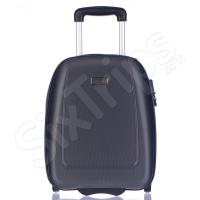 Куфар 42см Wizz Air малък салонен багаж Puccini Barcelona, антрацит