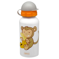 Детска бутилка за вода Vin Bouquet Nerthus 400мл, маймунка