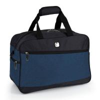 Стилна пътна чанта Gabol Saga в синьо