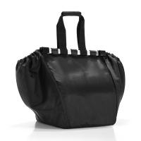 Практична черна чанта за пазар Reisenthel Easyshoppingbag