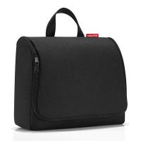 Черна чанта за тоалетни принадлежности Reisenthel Toiletbag XL