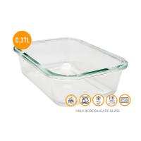 Херметическа стъклена кутия за храна Vin Bouquet 0.370л