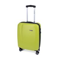 Малък куфар за ръчен багаж яркозелен Gabol Line 55см