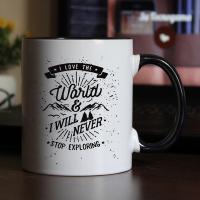 Чаша за кафе от висококачествена керамика