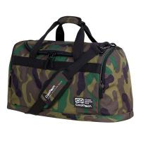 Спортен сак CoolPack Fit Camo Camouflage Classic, зелен камуфлаж