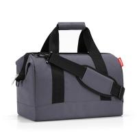 Стилна пътна чанта Reisenthel allrounder M, цвят графит