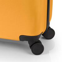 9debe5d0043 ᐉ Свеж жълт голям куфар 77см Gabol Paradise цена 169 лв.