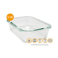 Херметическа стъклена кутия за храна Vin Bouquet 0.180л