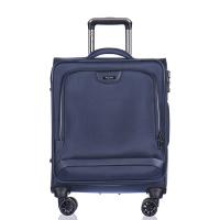 Куфарче за ръчен багаж 55см с джоб за лаптоп Puccini Copenhagen, синьо