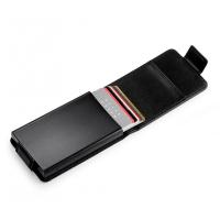 Черен органайзер за банкови карти с RFID защита Philippi Eclipse