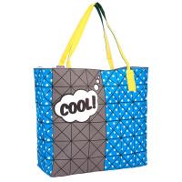 """Голяма синя плажна чанта """"Cool"""" HatYou"""
