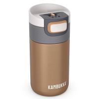 Удобна термочаша за кафе или чай Kambukka Etna 300мл, кафява