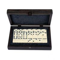 Игра на домино в черна изискана кутия Manopoulos