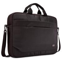 Черна бизнес чанта за лаптоп до Case Logic Advantage 15.6