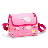 Детска чанта Reisenthel Everydaybag abc friends pink, розова