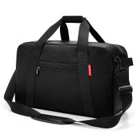 Черна голяма пътна чанта Reisenthel Traveller, canvas black