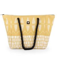 Жълта плажна чанта Gabol Daikiri