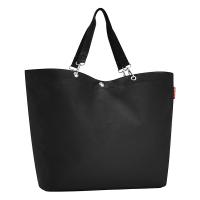 Голяма дамска чанта за пазар в черен цвят Reisenthel Shopper XL, black