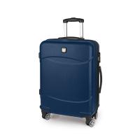 Син малък куфар за ръчен багаж Gabol Orleans 55см