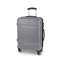 Малък куфар за ръчен багаж в сребристо Gabol Orleans 55см