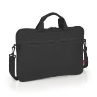 Черна чанта за лаптоп Gabol Quarter 15.6
