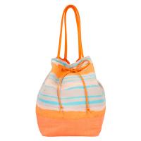 Стилна плажна или ежедневна чанта в оранжево HatYou