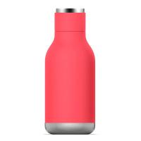 Симпатична дамска термо бутилка Asobu Urban 460мл в цвят праскова
